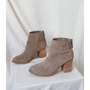 Urban outfitters ankle boots